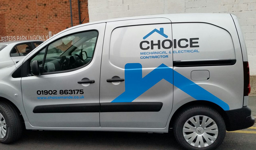 4314c1ea77 How to Get the Best Vehicle Graphics for Your Company Vans